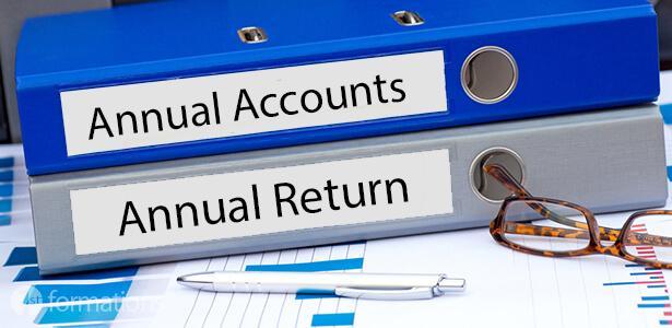 Annual Accounts / Annual Return
