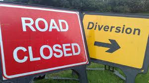 Road Closed / Diversion